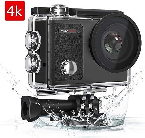 ALWAYZZ Toque 4K acción de la cámara de 16MP Vision 3 Cámara ...