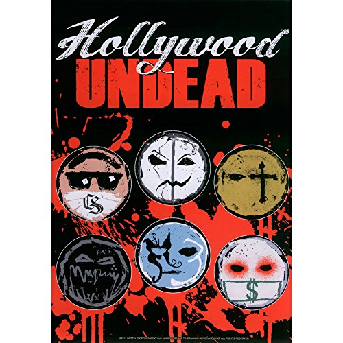 Hollywood Undead - Sticker Set