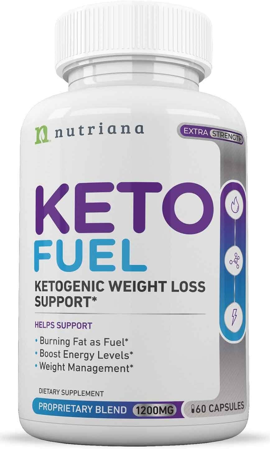 Best Keto Supplement Weight Loss Diet Pills for Women and Men- Keto Slim Appetite Suppressant for Fat Burner Keto Fuel Ketogenic Weight Loss Supplement - 60 Keto Diet Weight Loss Pills