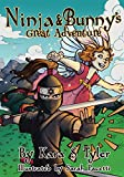 Ninja and Bunny's Great Adventure: A Picture Book for Kids (Adventures of Ninja and Bunny 1)
