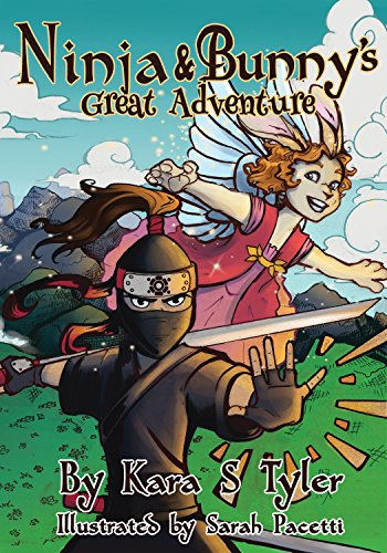 Ninja and Bunnys Great Adventure: A Picture Book for Kids (Adventures of Ninja and Bunny 1)