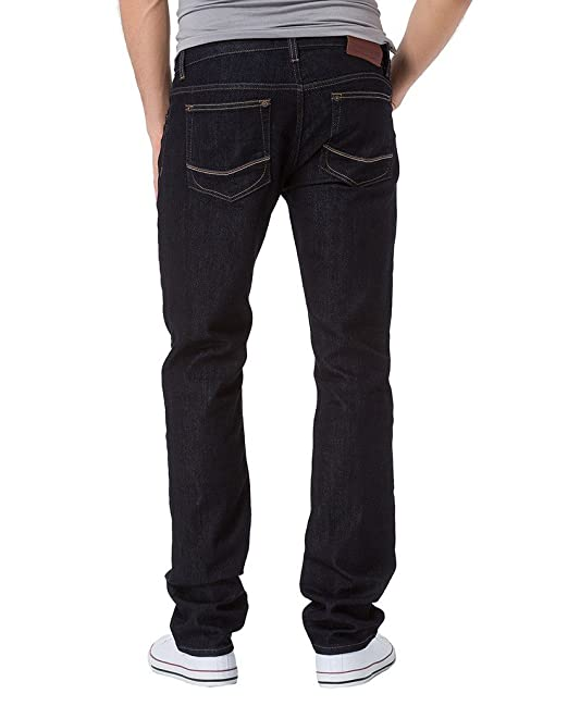 Cross Jeans Men's Cross Johnny Straight Fit Jeans: Amazon.co.uk: Clothing