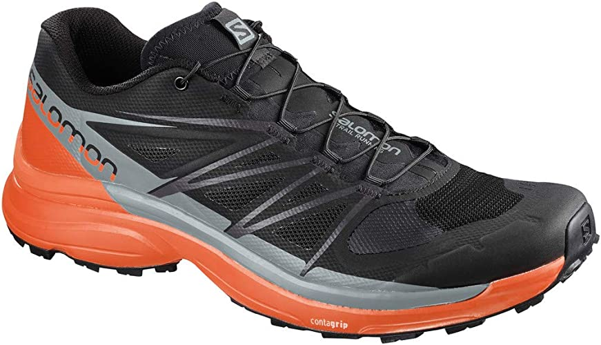 SALOMON Wings Pro 3, Chaussures de Trail Homme