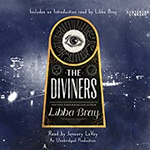 The Diviners Audiobook by Libba Bray Narrated by January LaVoy