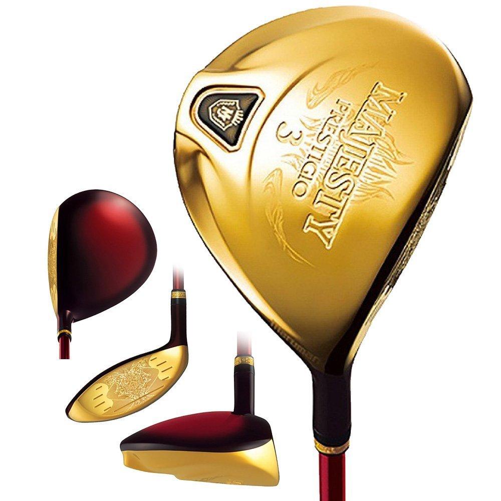 マルマン ゴルフクラブ フェアウェイウッド マジェスティ プレステジオ ナイン MAJESTY PRESTIGIO 9 SR 3W B0772PL22H
