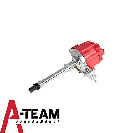 amazon com a team performance 65k coil 7500 rpm hei distributor rh amazon com GM Ignition Wiring GM Distributor Wiring Diagram