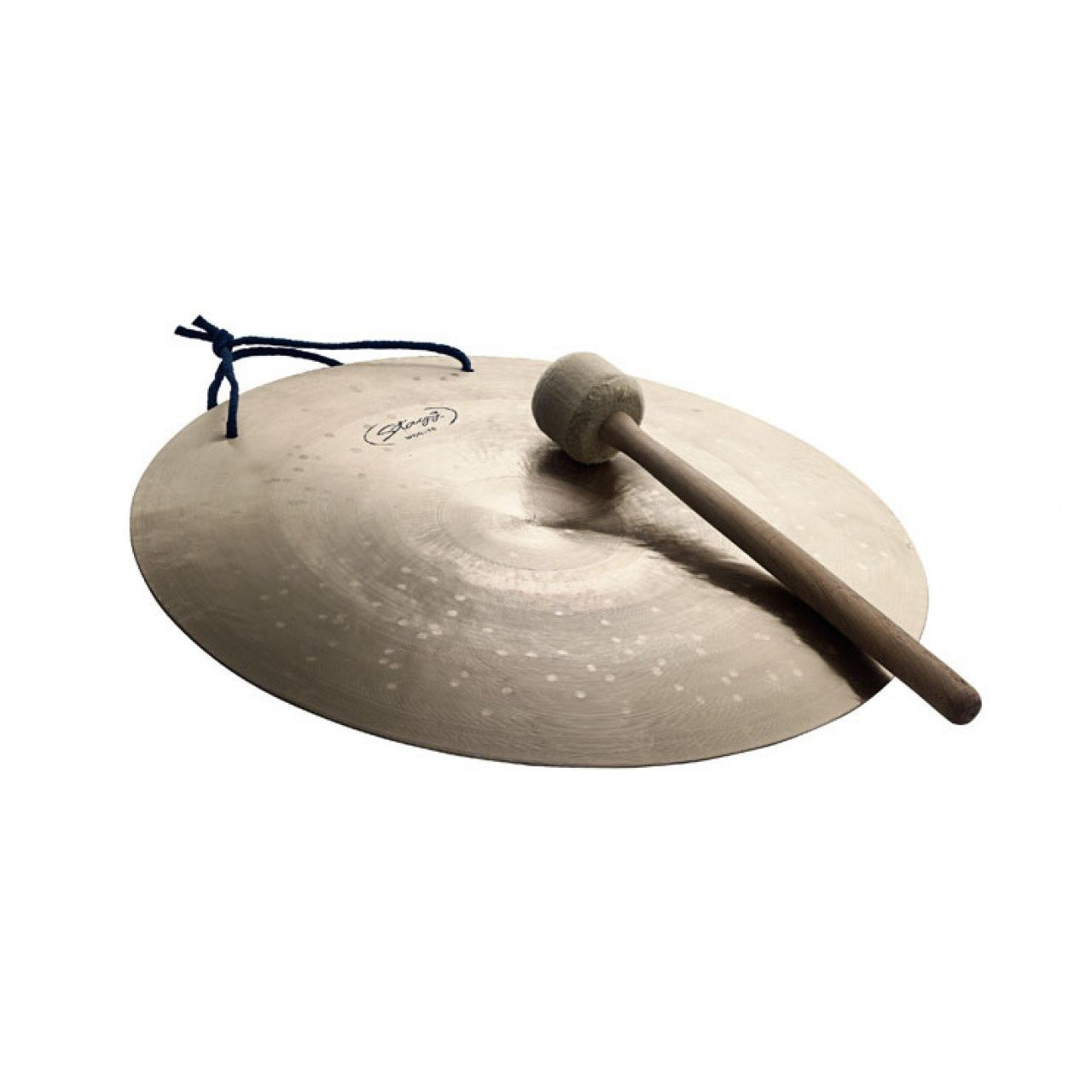 Stagg WDG-16 16-Inch Wind Gong with Mallet by Stagg