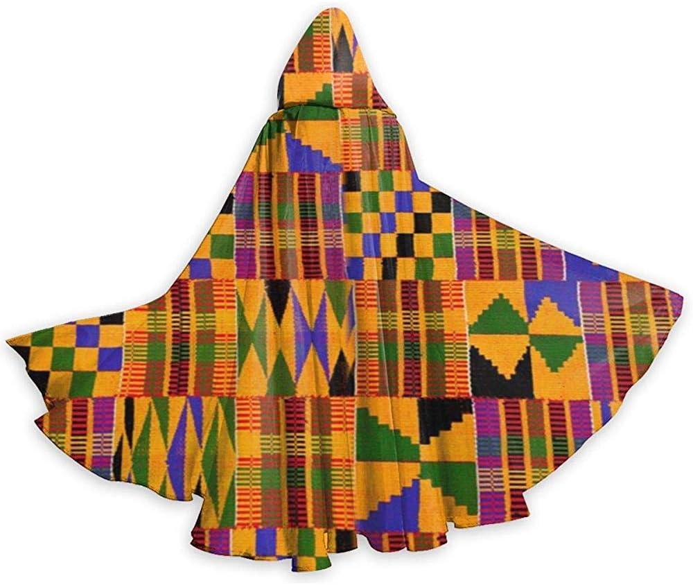 Rexing Capa para Adultos Capa Tribal Africana Cultura Tradicional ...