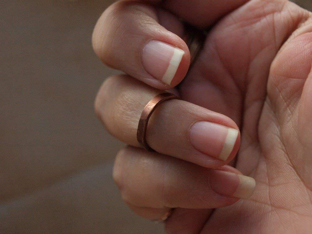 Happiness Midi  Pinky Ring