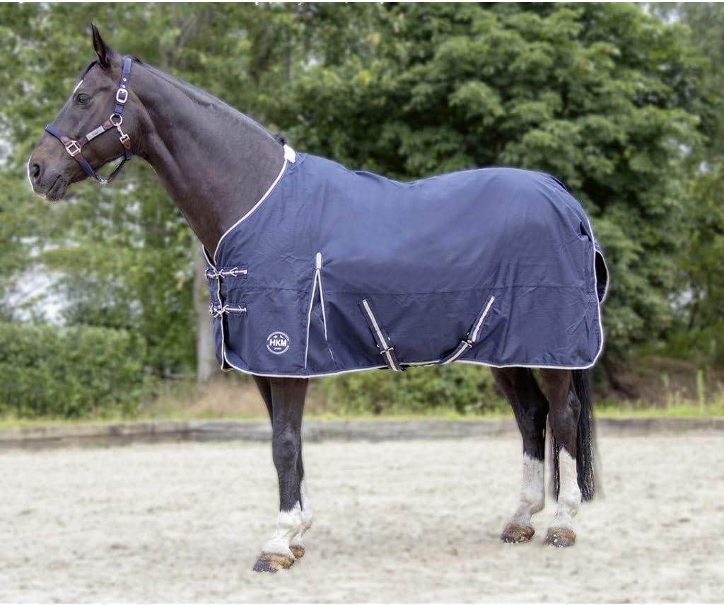 Hkm Outdoor Rug Eco Light Winter Waterproof Durable Horse Protection Blanket