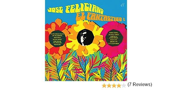 El Fantastico! Sombras... Una Voz, Una Guitarra: Jose Feliciano ...