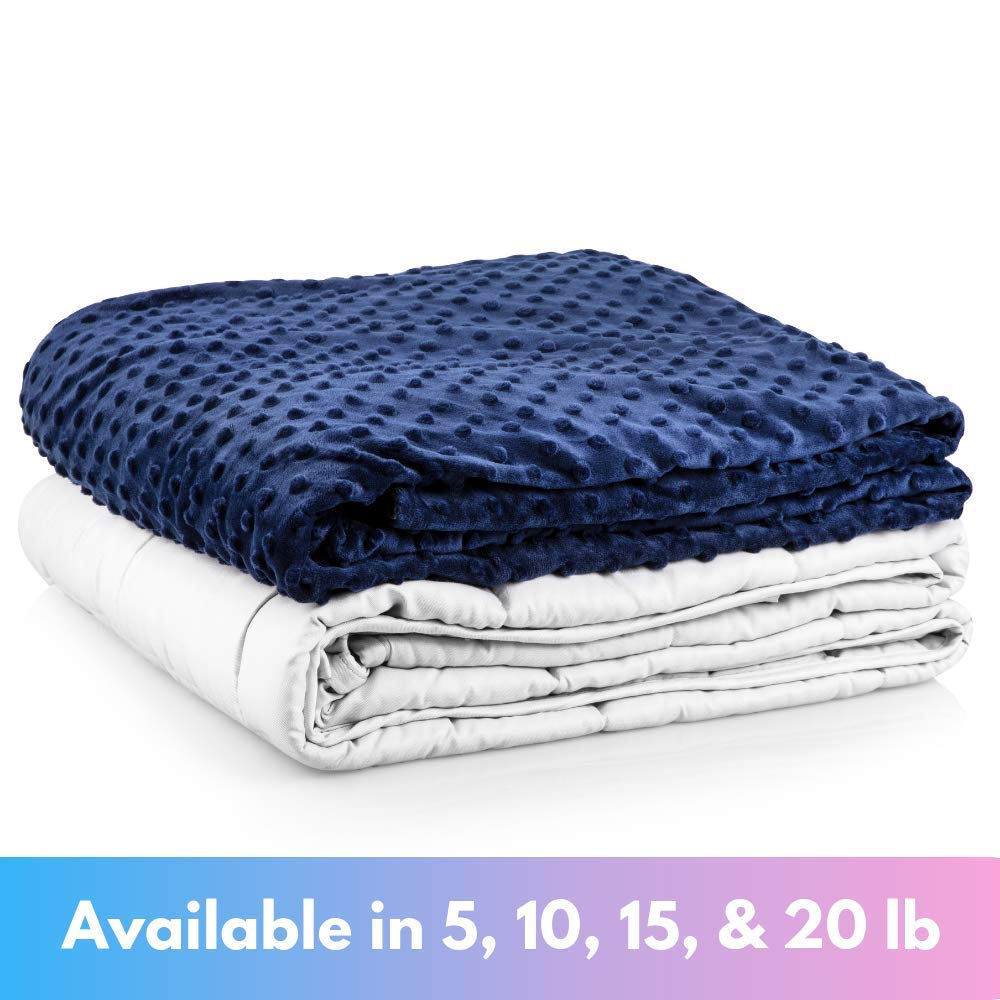 Best Weighted Blanket with Cover