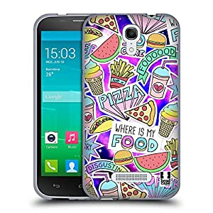 Head Case Designs Colourful Cmyk Meltdown Protective Snap-on Hard Back Case Cover for LG Optimus 4X HD P880