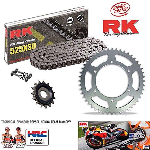 Kit de Cadena RK Suzuki GSXR 600 2001-05 K1-K5 16//45-110