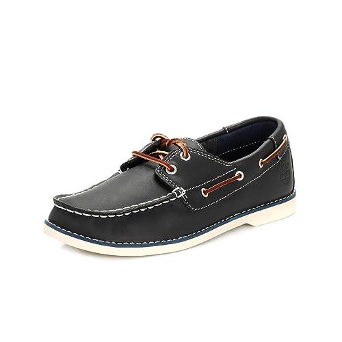 Timberland Seabury Classic 2 Eye, Náuticos Unisex Niños: Amazon.es: Zapatos y complementos