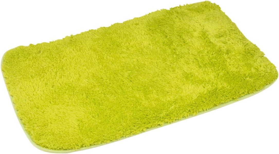 Douceur dInt/érieur Vitamine Badematte Polyester 80 x 50 x 1 cm einfarbig Chinchilla 50 x 80cm Taupe