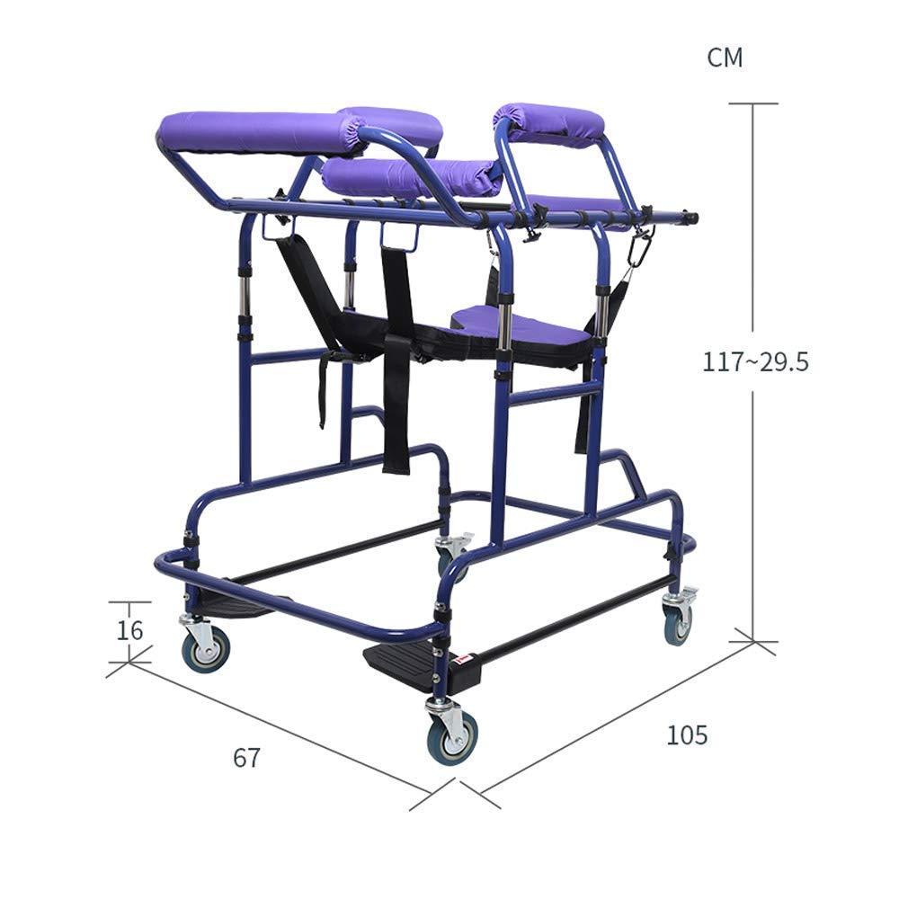 Andador Para Ancianos Con 4 Ruedas | Aluminio Ultraligero ...