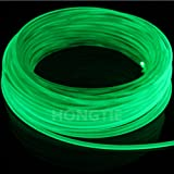 100meters5.0MM Universal Decoration Side Glow Fiber Optic Cable Car Light