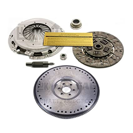 Amazon.com: LUK CLUTCH KIT REPSET & HD FLYWHEEL 86-95 FORD MUSTANG GT LX COBRA SVT 5.0L: Automotive