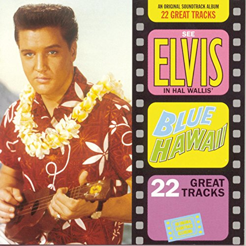 Blue Hawaii (Album Elvis Hawaii Blue)