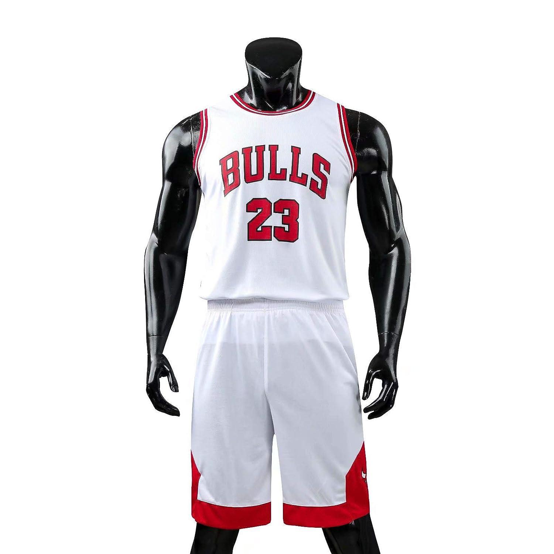 Nino Nba Michael Jordan 23 Chicago Bulls Retro Pantalones Cortos De Baloncesto Camisetas De Verano Uniformes Y Adulto Tops De Baloncesto Ropa Y Accesorios Deportes Y Aire Libre
