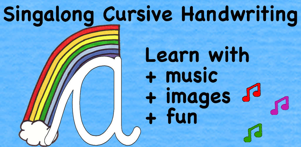 Best of Singalong Cursive Handwriting