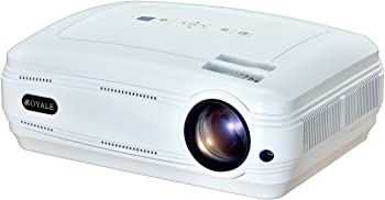 Croyale C-59 1080P-Lumens LCD Projector