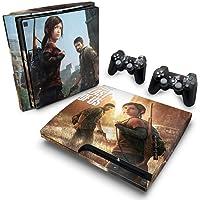Skin Adesivo para PS3 Slim - The Last Of Us