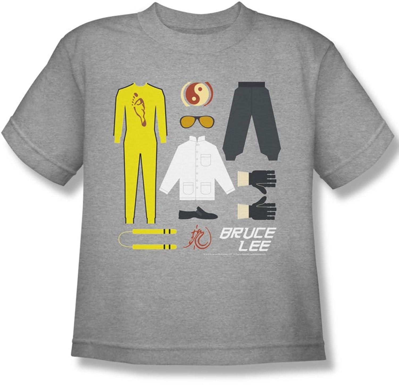 Bruce Lee - Youth Lee Gift Set T-Shirt