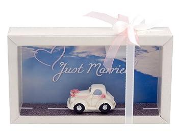 Geldgeschenk Verpackung Hochzeit Hochzeitsreise Just Married
