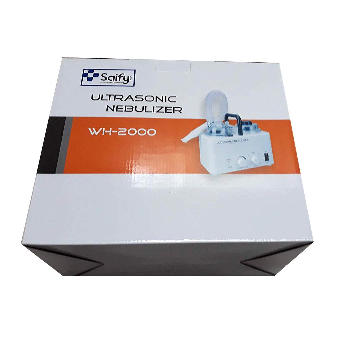 Smartcare Ultrasonic Nebulizer Wh2000 Hospital Use Amazon In