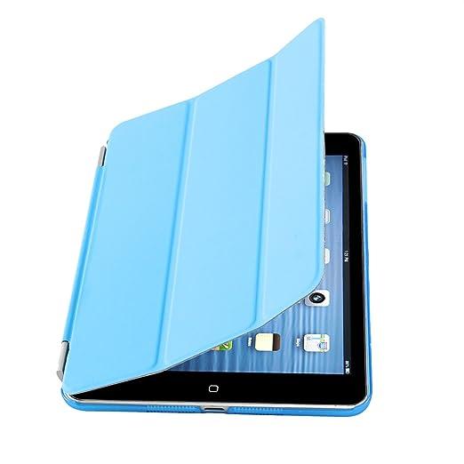 86 opinioni per CoastCloud Smart Cover Blu Cover posteriore per Apple iPad Mini 2 / iPad Mini 3
