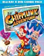 Chipmunk Adventure BD Combo [Blu-ray]
