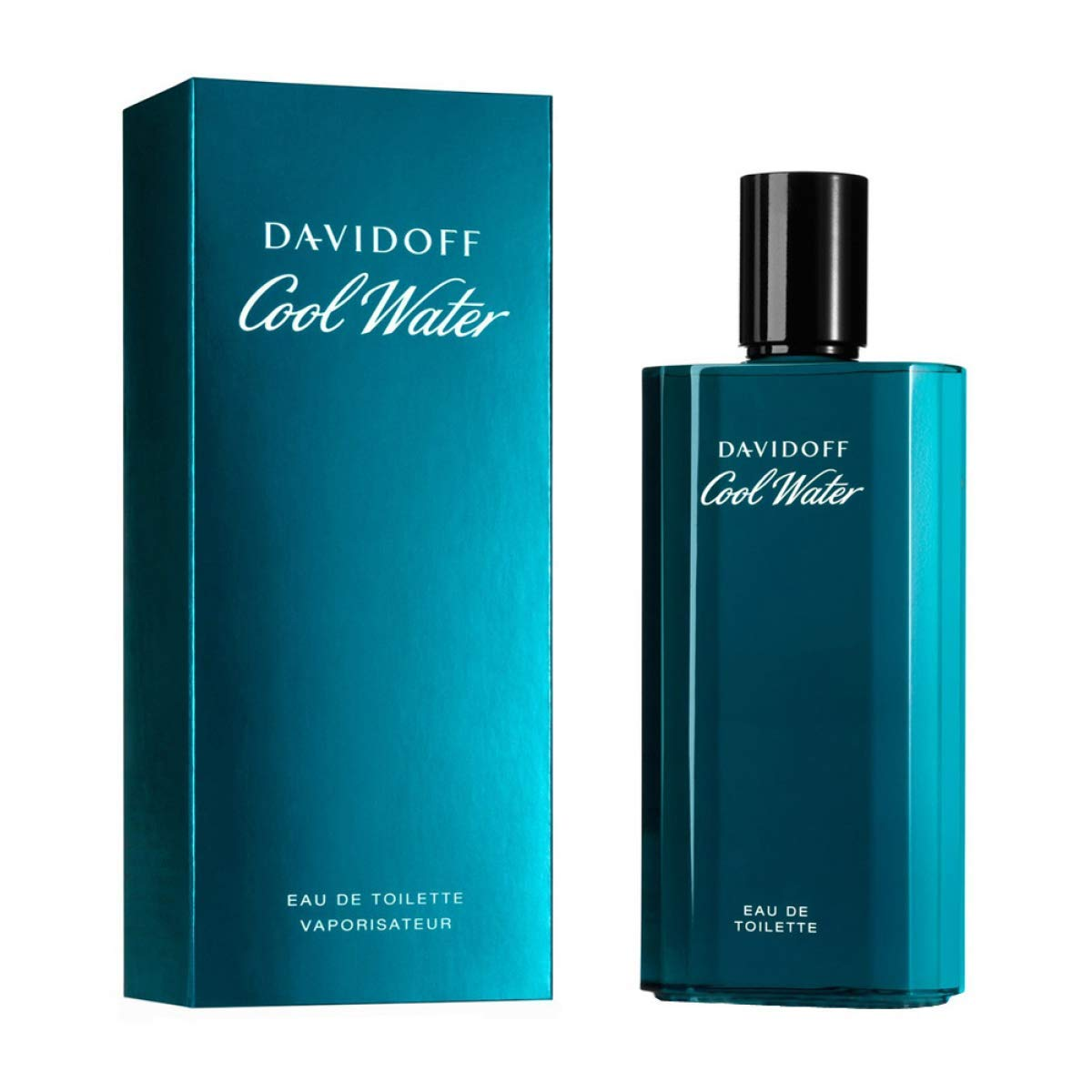 Cool Water Cologne by Davidoff, Eau De Toilette Spray for Men,4.2 Fl Oz, Pack of 1