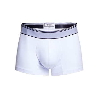 Mundo Unico Underwear for Men Cotton Boxer Briefs Short Low Rise Athletic Breathable Shorts Ropa Interior