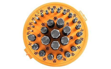 Conical Point Pack of 5 Drill Bit Size G Drill Bit Point Angle 130/° WALTER TITEX Screw Machine Drill Bit