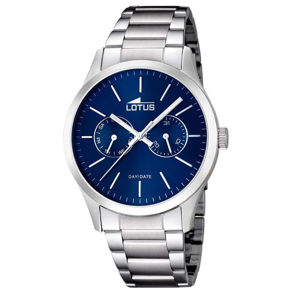 Amazon.com: Lotus Watch 15954/5 - Pulsera de acero ...