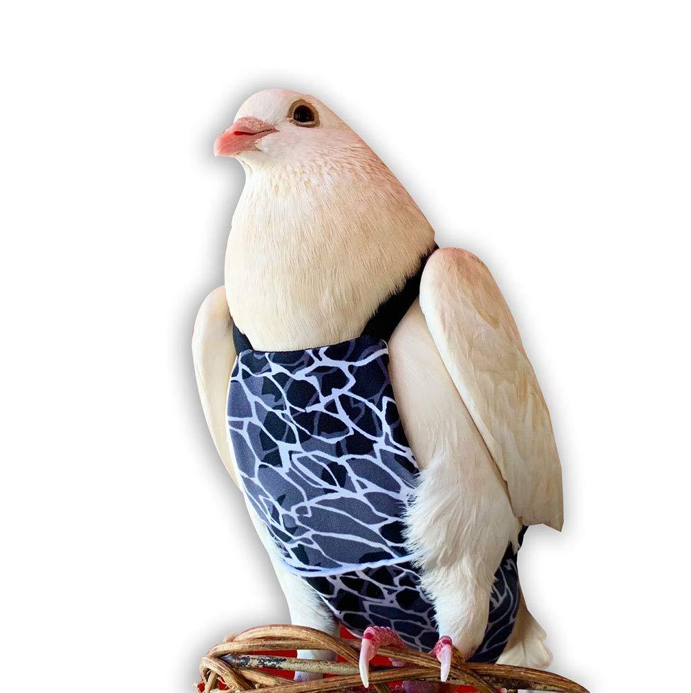 Bev's Bird Boutique - Slate Flyper (14) by Bev's Bird Boutique