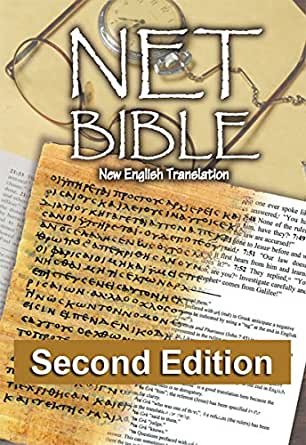 Net bible second edition (with notes) kindle edition by biblical.
