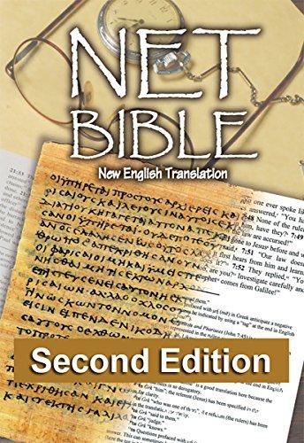 New english translation (net) bible internet bible catalog.