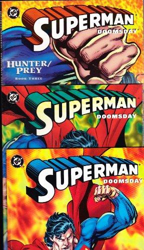Superman - Doomsday - Hunter's Prey - Complete Set of 3 Volumes