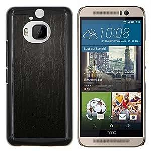 LECELL--Funda protectora / Cubierta / Piel For HTC One M9Plus M9+ M9 Plus -- Negro Dripping Paint Arte Moderno aleatoria --