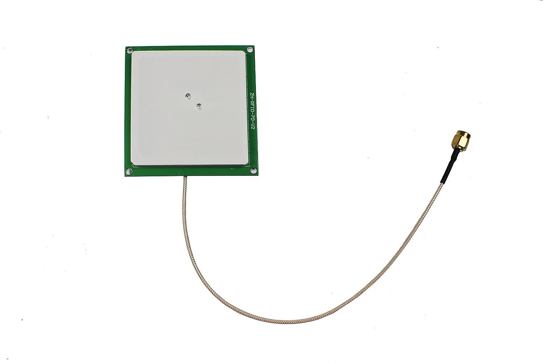 4dBi 60 * 60 Polarisationsantenne, Keramik, uhf rfid902-928 MHz oder 865~868 MHz Shenzhen Jietong technology Co.Ltd JT-606