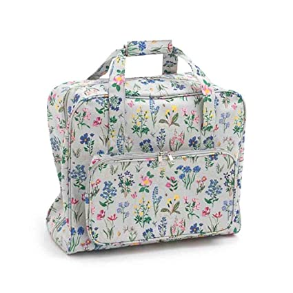 Amazon.com: Hobby Gift Spring Garden Sewing Machine Bag 20 ...