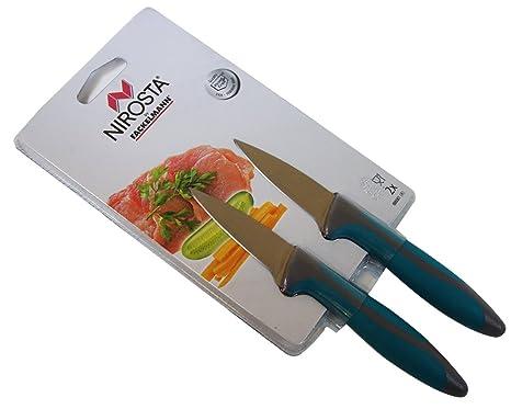 Compra Nirosta universal con cuchillo 2 Pack de Fackelmann ...