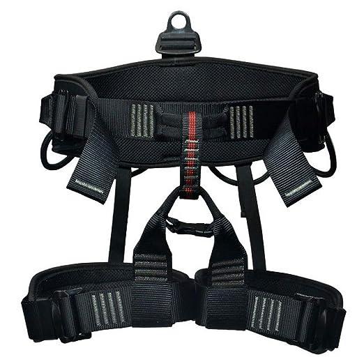 WYX Arnés para Escalada, Cinturón de Seguridad de Rescate para ...