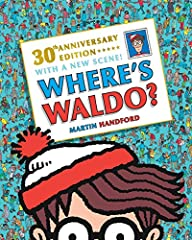 Where's Waldo? Celebrating his thirtieth anniversary!Following Waldo on his very first wanderings is more exciting (and challenging) than ever in this special anniversary edition of his international debut. Waldo weighs in with a letter about...