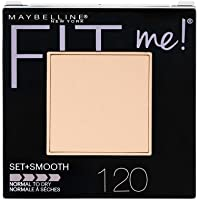 MAYBELLINE Maybelline Fit Me Pressed Powder Classic Ivory 120, 9 Gram