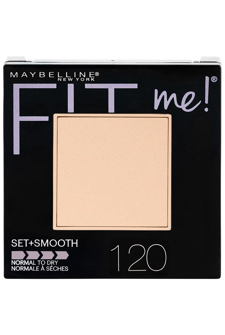 Maybelline New York Fit Me Concealer 25 Medium 1 Set Smooth Powder Makeup Classic Ivory 03 Oz