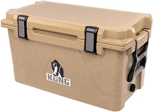 Kong 50 Quart Cooler Durable Medium Ice Chest Perfect Hunting